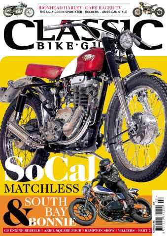 Classic Bike Guide issue February 2014