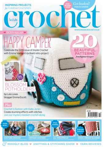 Inside Crochet issue February 2014 Issue 50