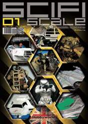 SCIFI SCALE ENGLISH issue SCIFI SCALE VOLUMEN 01
