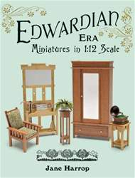 Edwardian Era - Miniatures in 1:12 Scale issue Edwardian Era - Miniatures in 1:12 Scale