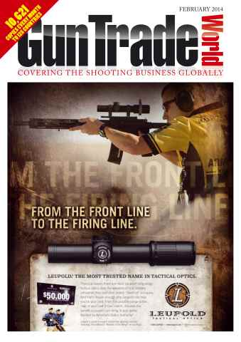 Gun Trade World issue Feb-14