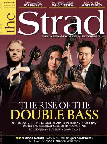 The Strad issue February 2014