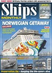 Ships Monthly issue No.591 Norwegian Getaway