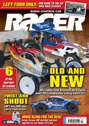 Radio Control Car Racer issue March 2014