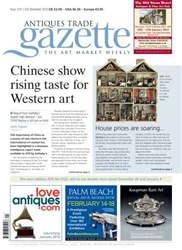 Antiques Trade Gazette issue ATG Issue 2121
