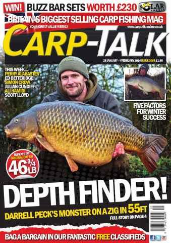 Carp-Talk issue 1005