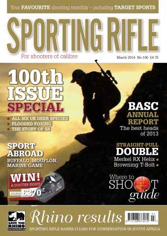 Sporting Rifle issue 100