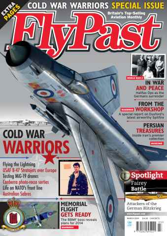 FlyPast issue March 2014