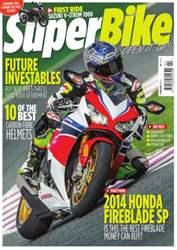 Superbike Magazine issue February 2014