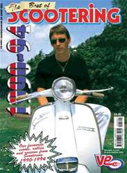 The Best of Scootering 1990-94 issue The Best of Scootering 1990-94
