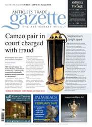 Antiques Trade Gazette issue ATG Issue 2125