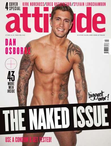 Attitude issue Issue 241