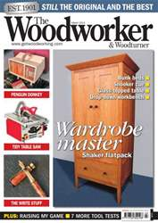 The Woodworker Magazine issue March 2014