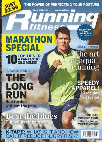 Running Fitness issue No.170 Marathon Special
