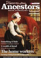 Discover Your Ancestors issue February 2014