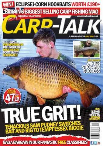 Carp-Talk issue 1006