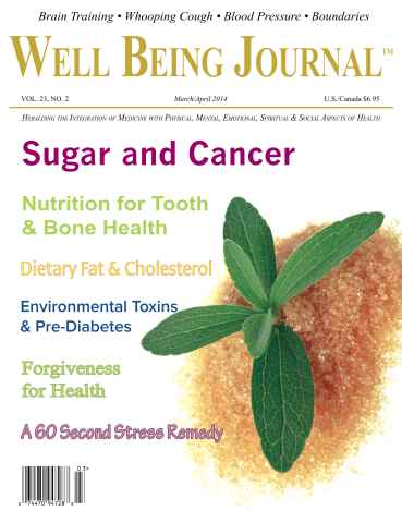 Well Being Journal issue March-April  2014