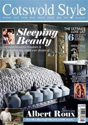 Cotswold Style issue Cotswold Style February 2014