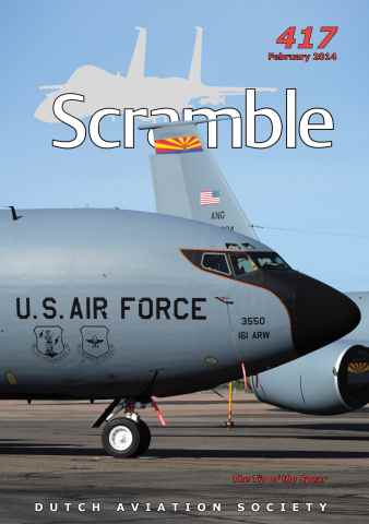 Scramble Magazine issue 417 - February 2014