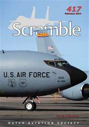 Scramble Magazine issue 417 - February 2014