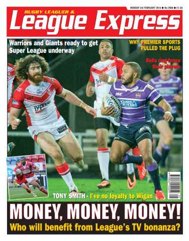 League Express issue 2900