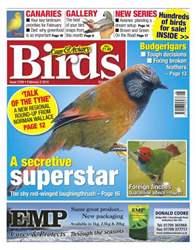 Cage & Aviary Birds issue No.5789 A Secretive Superstar