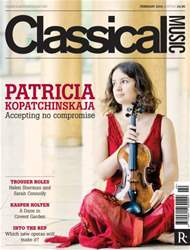 Classical Music issue February 2014
