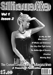 Silhouette Corset Magazine Issue 2 issue Silhouette Corset Magazine Issue 2