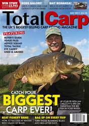 Total Carp issue July 2011