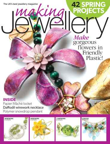 Making Jewellery issue March 2014