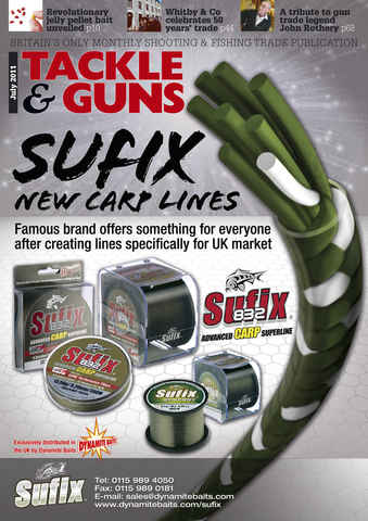 Tackle & Guns issue July 2011