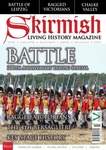 Skirmish Living History issue Issue 104