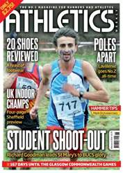 Athletics Weekly issue 06/02/2014