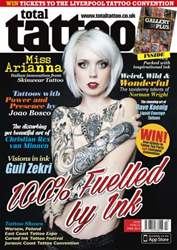 Total Tattoo issue March 2014