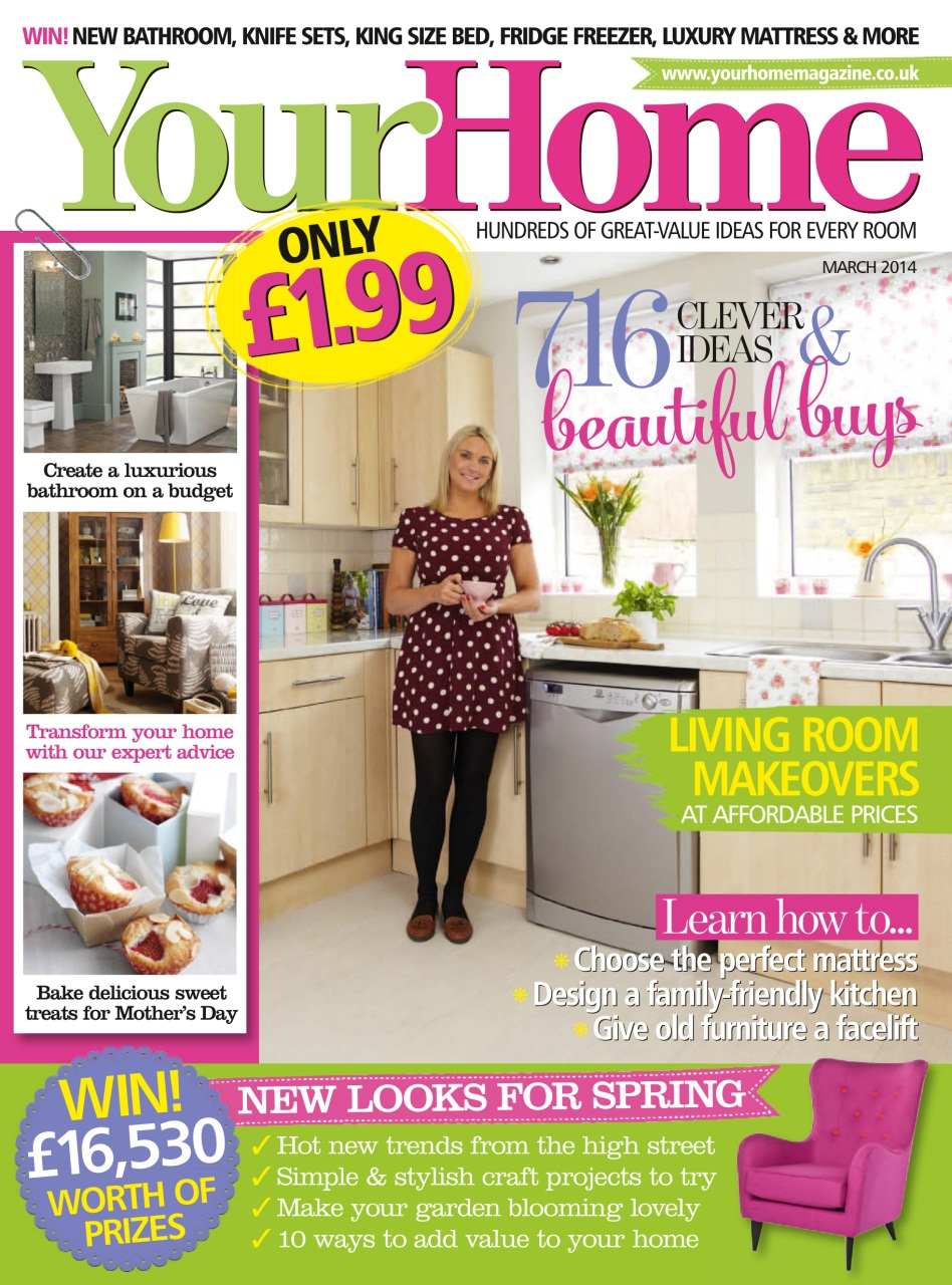 your home magazine march 2014 subscriptions pocketmags