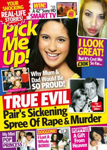 Pick Me Up issue 20th February 2014