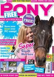 Pony Magazine issue July 2011