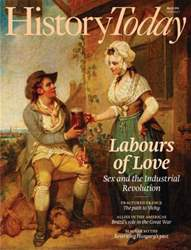 History Today issue March 2014