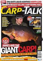 Carp-Talk issue 1007