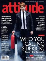Attitude issue 207