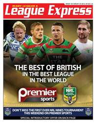 League Express issue 2901