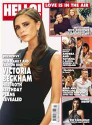 Hello! Magazine issue 17-Feb-14