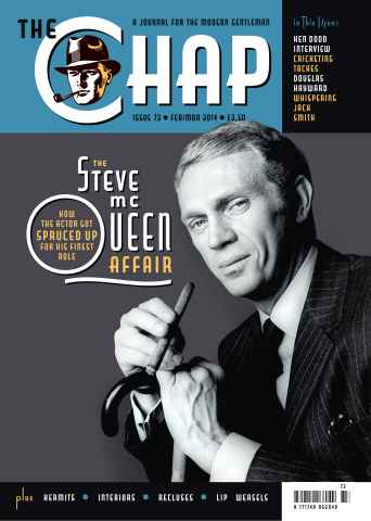The Chap issue Feb/Mar 14