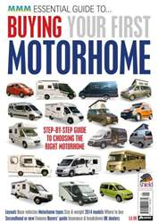 Buying Your First Motorhome 2014 issue Buying Your First Motorhome 2014