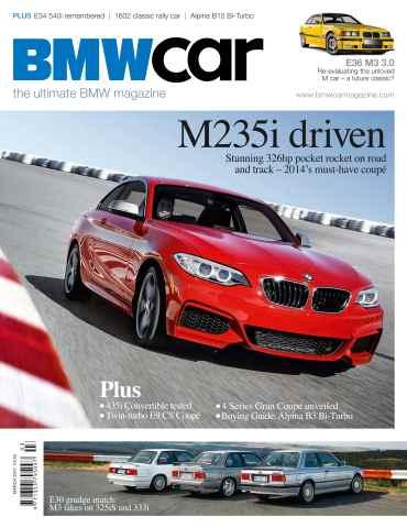 BMW Car issue March 14