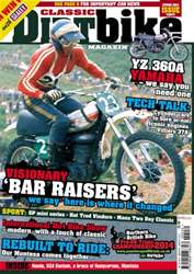 Classic Dirt Bike issue Issue #30