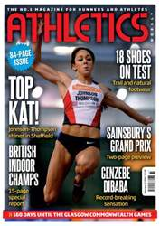 Athletics Weekly issue 13/02/2014