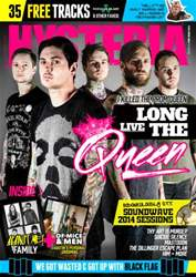 Hysteria issue Hysteria FEB-MAR 2014