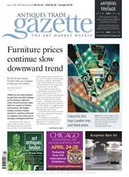 Antiques Trade Gazette issue ATG Issue 2128