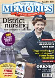Scottish Memories issue March 2014